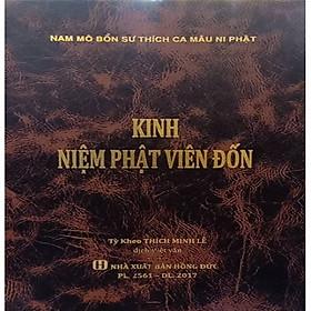 Kinh Niệm Phật Viên Đốn