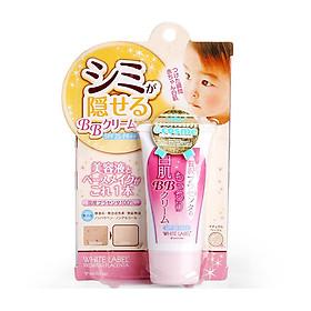 Kem BB Che Khuyết Điểm Dưỡng Da Và Chống Nắng Placenta White Label Premium Placenta BB Cream Tuýp 28gr Từ Nhật Bản
