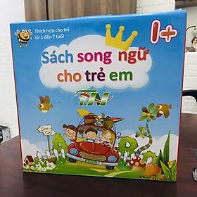 Sách nói điện tử song ngữ trẻ em (Bản nâng cấp 1+) - Sách quý điện tử song ngữ Anh – Việt cho bé