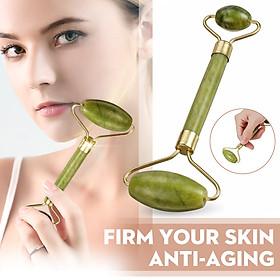 Cây lăn massage mặt chống lão hóa