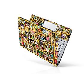 Hình ảnh Mẫu Dán Decal Laptop Hoạt Hình Laptop LTHH-148