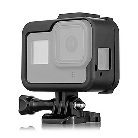 Portable Action Camera Housing Case Protective Camera Cage Replacement for GoPro Hero 8
