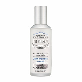 Sữa Dưỡng Ẩm THE FACE SHOP The Therapy Hydrating Formula Emulsion 130ml