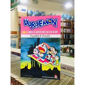 Doraemon Tập 5: Nobita Và Chuyến Phiêu Lưu Vào Xứ Quỷ