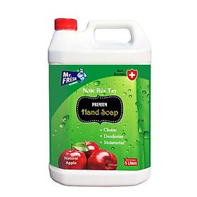 Nước rửa tay Premium Hand Soap Mr Fresh Hàn Quốc 5L