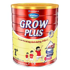 SỮA BỘT VINAMILK DIELAC GROW PLUS 2+ 1,5 KG (CHO TRẺ TỪ 2 - 10 TUỔI)