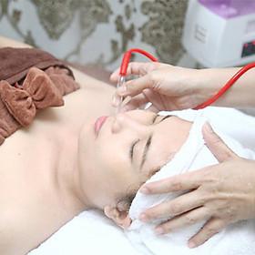 Liệu Trình Phun Oxy Jet Cho Da Sáng Mịn Tại Win Beauty Spa