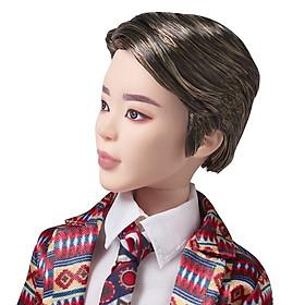 Búp Bê Thần Tượng BTS - Jimin - Barbie GKC93/GKC86