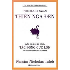 Sách - Thiên Nga Đen - ( Bản đặc biệt Tặng kèm bookmark Phương Đông )