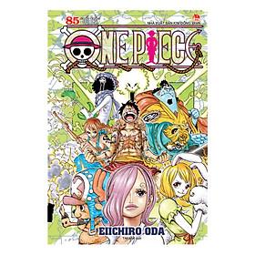 One Piece - Tập 85 (Bìa Rời)