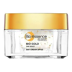 Kem dưỡng chiết xuất vàng sinh học 24K Bio-Gold Day Cream SPF25 (40g)