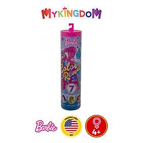 Đồ Chơi BARBIE Búp Bê Đổi Màu Barbie - Phiên Bản Color Block GTR94
