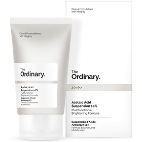 Kem dưỡng sáng da The Ordinary Azelaic Acid Suspension 10% 30ml