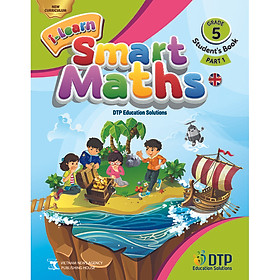 i-Learn Smart Maths Grade 5 Student's Book Part 1