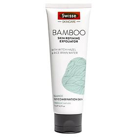 Swisse Skincare Bamboo Skin Refining Exfoliator 125ml