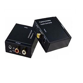 Bộ Chuyển Optical ra AV AUDIO +Jack3.5- Hàng nhập khẩu