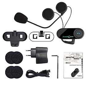 800M Helmet Bluetooth Intercom Headset