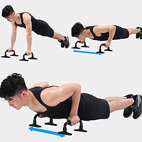 4-in-1 AB Wheel Roller Kit Abdominal Press Wheel Pro with Push-UP Bar Jump Rope and Knee Pad Portable Equipment for Home Exercise-2