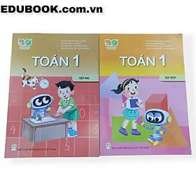 Combo sách Toán lớp 1 ( Kết nối tri thức với cuộc sống )