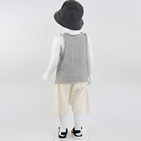 Set bộ quần áo bé trai ba lỗ (Set 77) - Nhập khẩu Hàn Quốc-2