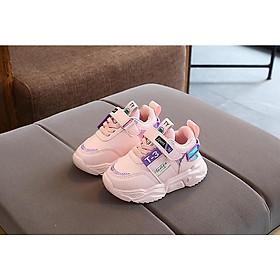Giày Thể Thao Phong Cách Cho Bé Trai và Bé Gái, Cao Cổ Cho Bé Bao Ngầu, Cho Bé Từ 1 Tuổi Đến 6 Tuổi