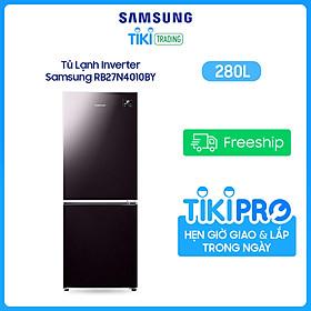 Tủ Lạnh Inverter Samsung RB27N4010BY/SV (280L) - Hàng Chính Hãng - Chỉ Giao tại HCM