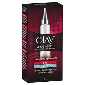 Olay Regenerist Revitalising Eye Serum Fragrance Free 15ml