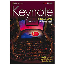 Keynote Intermediate with DVD-ROM (Keynote (British English))