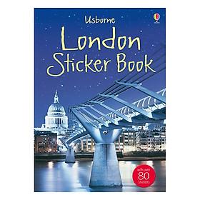 Usborne London Sticker Book