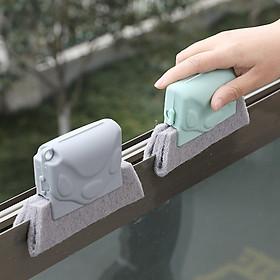 Cọ dụng cụ vệ sinh các khe rãnh khe cửa sổ, cửa kính, đồ vật thông dụng hàng ngày