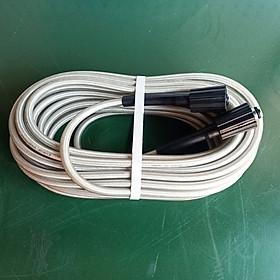 dây xịt nước rửa xe 7 mét cao cấp răng trong 22mm dùng thông dụng cho các máy động cơ từ