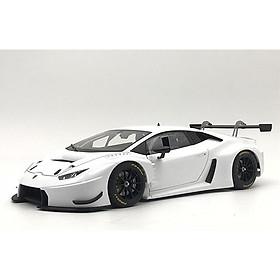 Xe Mô Hình Lamborghini Huracan Gt3 1:18 Autoart - 81527 (Trắng)