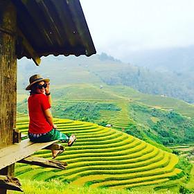 Tour Mù Cang Chải - Sapa - Ngọc Chiến 3N2Đ, Khởi Hành Thứ 6 Hàng Tuần & Dịp Lễ