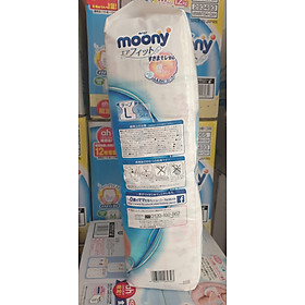 Tã dán Moony size L 54 + 4 (58 miếng)-3