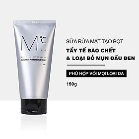 Sữa rửa mặt dành cho nam chính hãng Hàn Quốc MdoC 150g sạch mụn đầu đen bã nhờn và bụi bẩn JN-MRM02