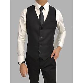 Áo ghile công sở, áo gile đồng phục, áo ghi lê nam Z10
