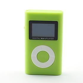 Máy nghe nhạc mp3 chữ O có màn hình tặng tai nghe và dây sạc