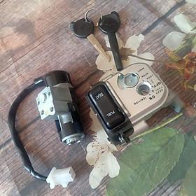 Ổ khóa dành cho xe Airblade 110 cc đời từ 2007 đến 2010 bộ khóa xe Airblade 110 - G2802