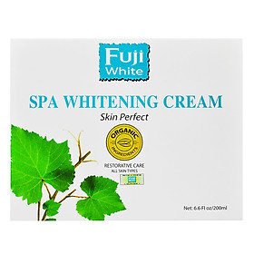 Kem Tắm Trắng Da Fuji White Spa Whitening Cream (200ml)