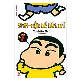 Shin - Cậu Bé Bút Chì Tập 1 (Tái Bản 2019)
