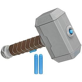 Đồ Chơi Mô Hình Búa Thần Sấm Thor Avenger E7379