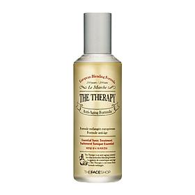 Nước Cân Bằng Da THE FACE SHOP The Therapy Essential Tonic Treatment 150ml