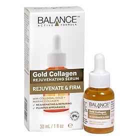 Tinh Chất Chống Lão Hóa Balance Gold Collagen Rejuvenating Serum (30ml)