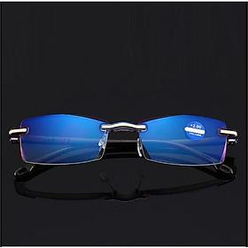 Kính lão thị sẵn độ siêu dẻo nam nữ thời trang kv09cp7 hàng cao cấp mắt chống ánh sáng xanh