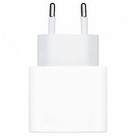 Adapter Sạc 1 Cổng USB Type-C 20W Apple MHJE3ZA/A - Hàng Chính Hãng