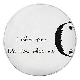 Gối Ôm Tròn Cậu Bé I Miss You - GOCP220