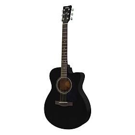 Đàn Guitar Acoustic Yamaha FS100CBL