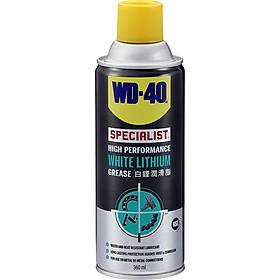 Dầu Nhờn Lithium Trắng White Lithium Grease WD-40 (360ml)