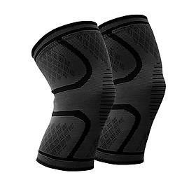 Bộ đôi bó gối đàn hồi bảo vệ khớp Aolikes AL7718