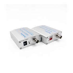 Bộ khuếch đại chống nhiễu camera ahd/ hd-tvi/ hd-cvi/ analog YJS-203A (2 thiết bị)